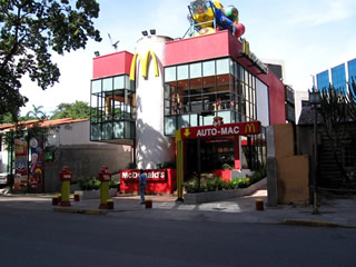 McDonalds Las Mercedes